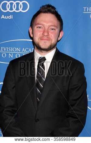 LOS ANGELES - MAY 2:  Nate Corddry at the ATAS 5th Annual Television Honors at the Beverly Hilton Hotel on May 2, 2012 in Beverly Hills, CA