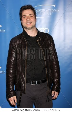 LOS ANGELES - MAY 2:  Adam Ferrara at the ATAS 5th Annual Television Honors at the Beverly Hilton Hotel on May 2, 2012 in Beverly Hills, CA