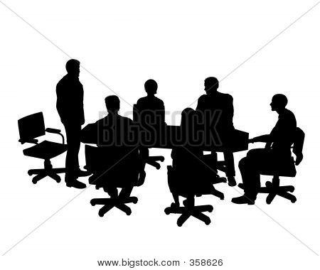 Office Staff Meeting