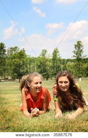 Meninas adolescentes