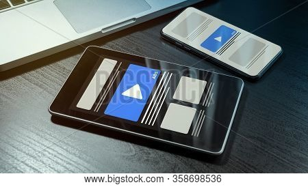 Marketing Ads Strategy In Multi-digital Platform - Cross-device Tracking Advertising And Multi Targe