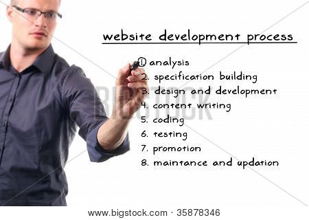 Website Development Project