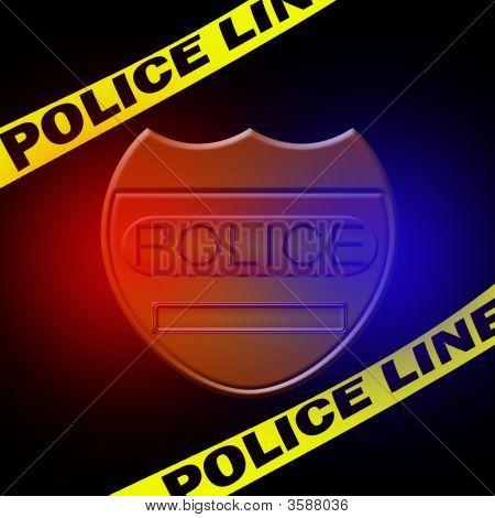 Policeman Sign