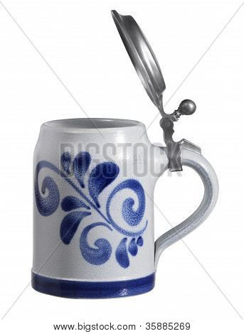 Stein With Lid