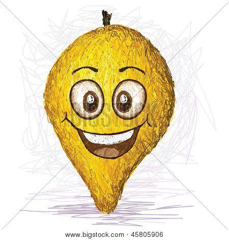 Happy Canistel Fruit