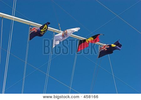 Aussie Flags