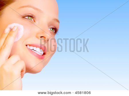 Sweet Skincare.