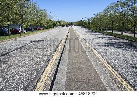Roads Central Milton Keynes Buckinghamshire