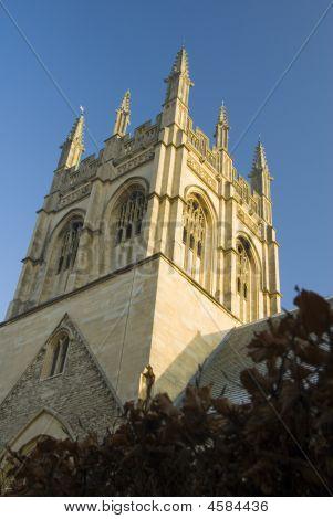 Merton College Chapel, Oxford University