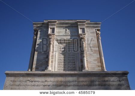 Ferdowsi's Tomb