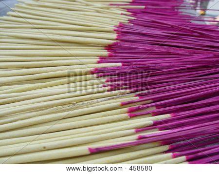 Thailand Bangkok - Joss Sticks
