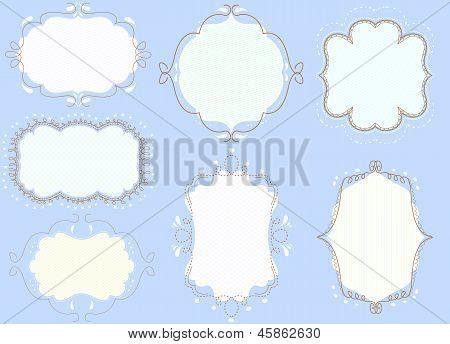 doodle frames pack