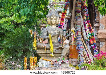 Statue Of Brahma