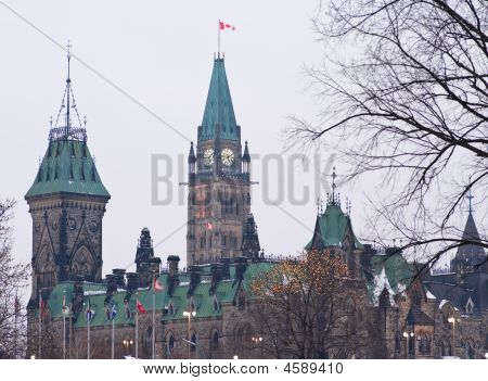 Proud Peace Tower