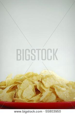 Greasy Potato Chips