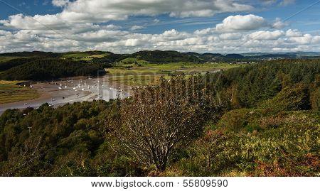 Urr Water Estuary