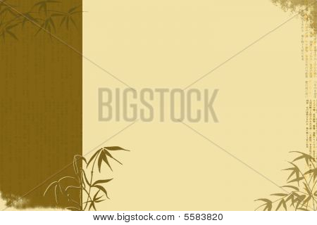 Oriental Background