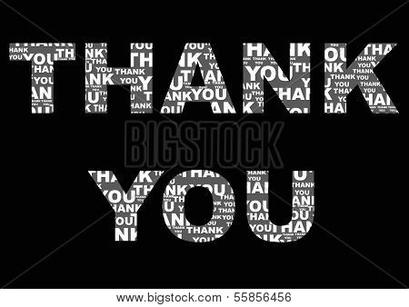 The Word Thank You
