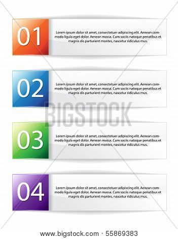Colorful Web Banner