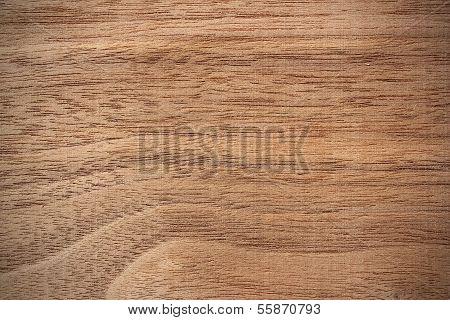 American Walnut Wood Surface - Background