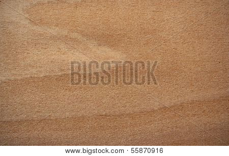 Beech Wood Surface - Horizontal Lines