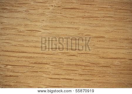 Oak Wood Surface - Horizontal Lines
