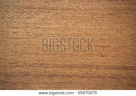 Teak Wood Surface - Horizontal Lines