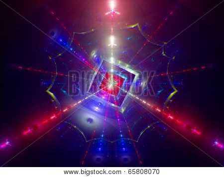 Particle Collision, Fission, Science Background