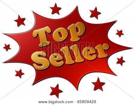 Top Seller Explosion with Stars