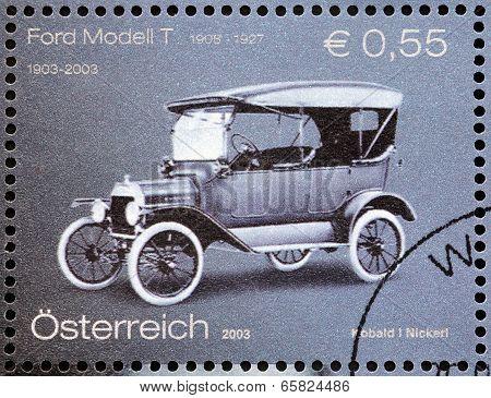 Tin Lizzy Stamp