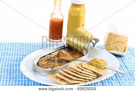 Kippers And Crackers