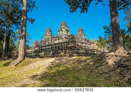 Ta Keo temple, Angkor area, Siem Reap, Cambodia