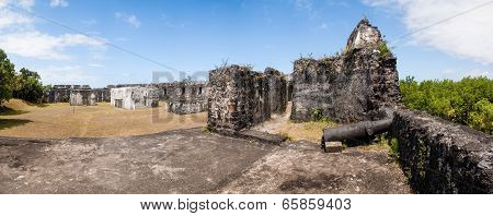 Ruins Of Fortification