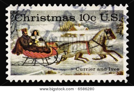 Christmas Currier 1974