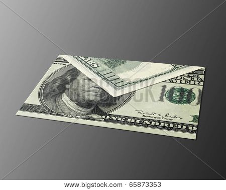 Letter Moh Dollar Bill