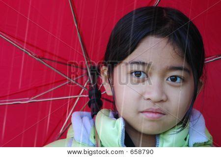 Umbrella Girl