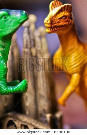 Toys Of Dinosaurs, Seizing A Tower