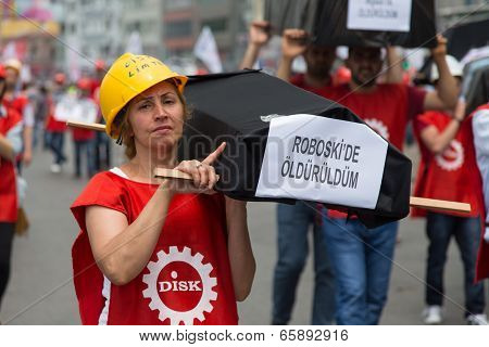 Protests Against Subcontractors