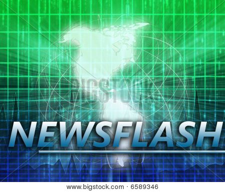 Americas News Splash Screen