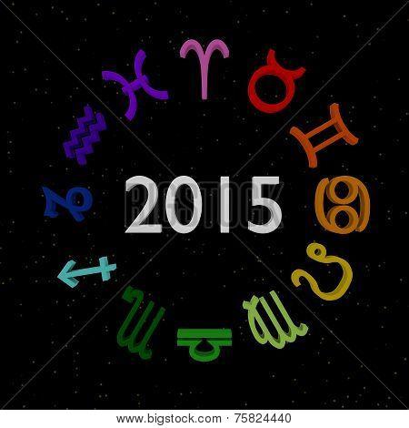Zodiac 2015 Colors