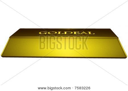 The Bright Goldbar