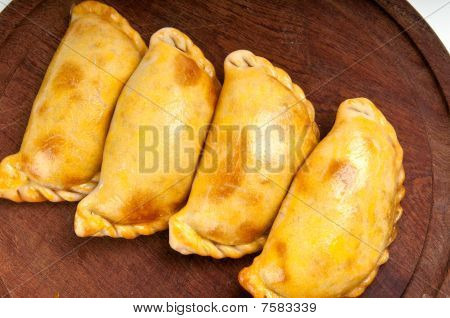 Gourmet Empanada