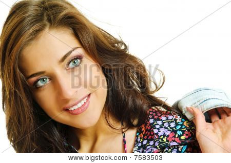 She Is A Beauty