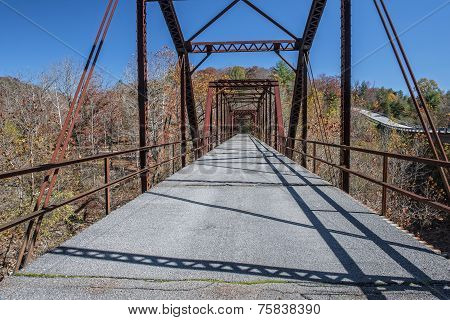 Old Bridge At Nemo