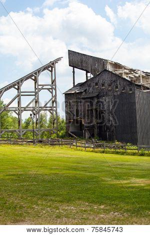 Eckley Miners Village Coal Breaker