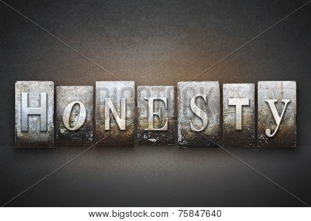 Honesty Letterpress