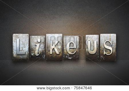 Like Us Letterpress