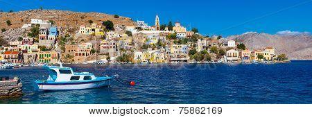 Symi Greece Europe
