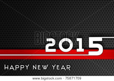 2015 New Year, Invitation Background, Project, Graphic,