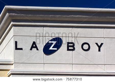 La-z-boy Furniture Store Exterior
